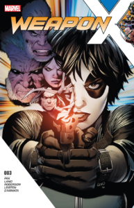 weapon x 3 review