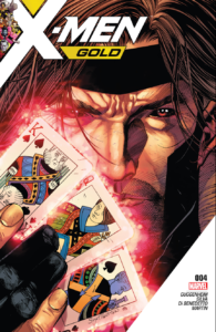 X-Men Gold 4 review