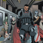 Captain America: Sam Wilson #22 Review – These Nazis Hate Inhumans