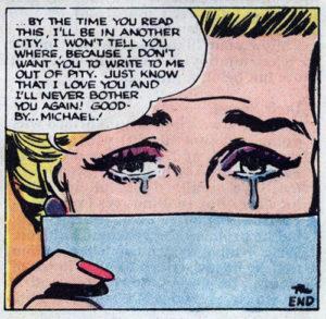 Comic Heartbreak