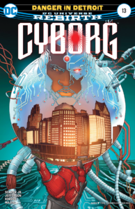 Cyborg 13 review
