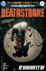 Deathstroke 20 review