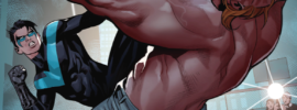 Nightwing 22 review