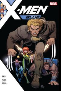 X-Men Blue 5 review