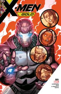 X-Men Gold 5 review