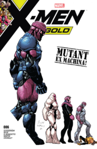 X-Men Gold 6 review