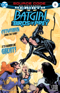 Batgirl and the Birds of Prey 12 review