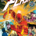 Flash #25 Review – Never Knew Reverse Flash Was Incrediboy
