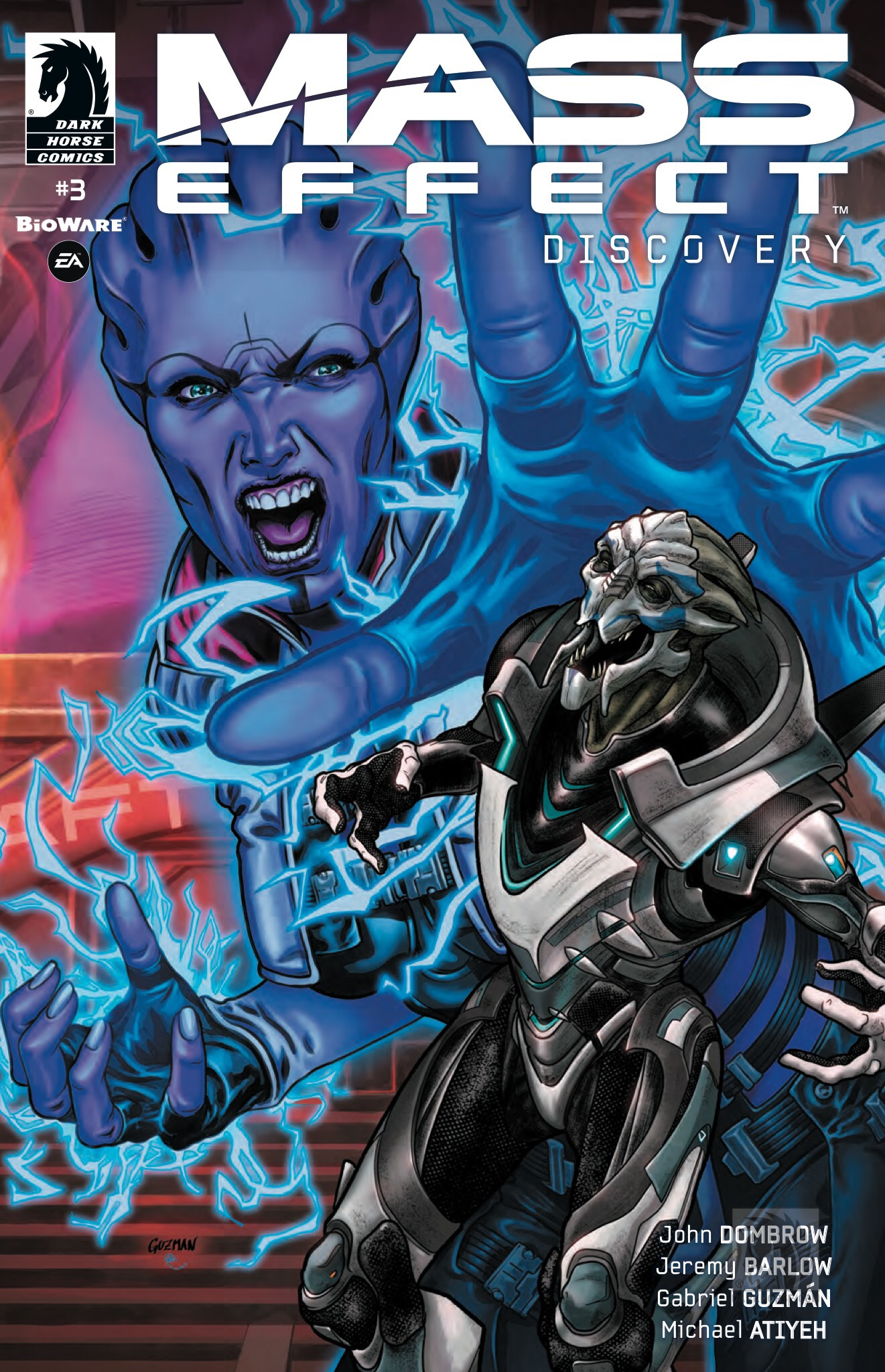 Mass Effect Discovery 3 Review