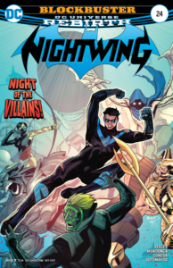 Nightwing 24 review