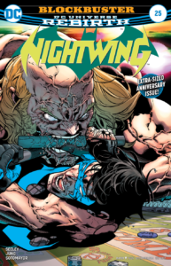 Nightwing 25 Review
