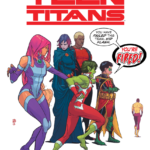 Teen Titans #9 Review – Why is Beast Boy Being the Jerk Now?