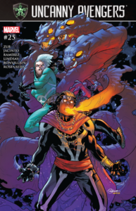 Uncanny Avengers 25 review