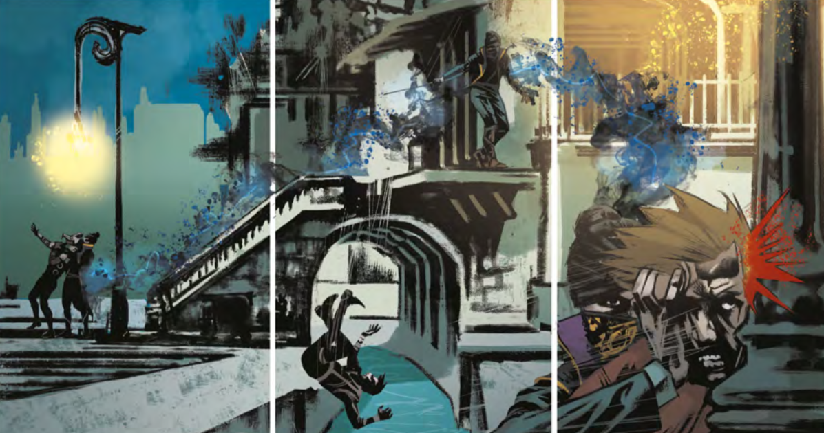 Dishonored Comic Review