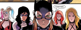 Batgirl and the Birds of Prey Manslaughter arc