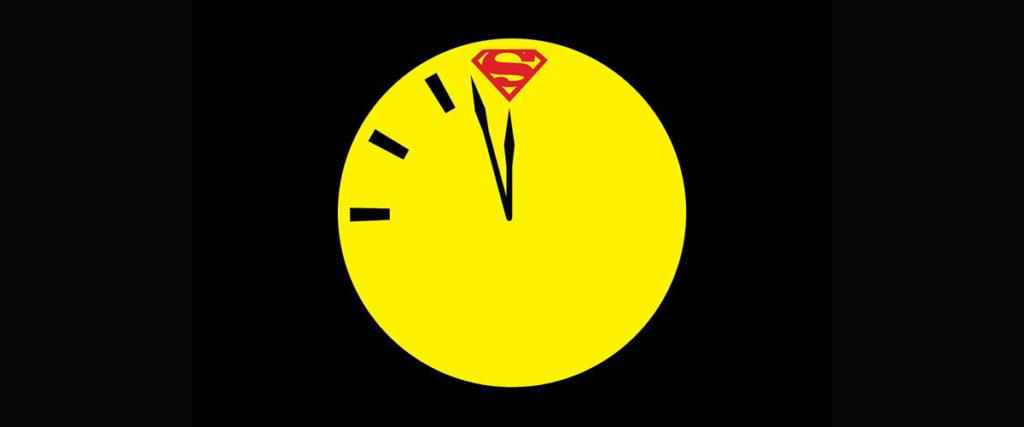 doomsday clock - top comics of 2017